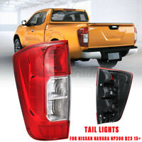 Left Rear Tail  Light Lamp Red&Clear For Nissan Navara NP300 2015-2019