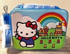 Loungefly - Sanrio Hello Kitty ~ Scenery Lunchbox Style Crossbody Purse Bag