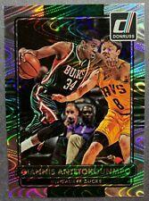 2014-15 Donruss Swirlorama #98 Giannis Antetokounmpo  Milwaukee Bucks SWEET CARD