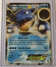 Pokemon Blastoise Ex XY 29/146 Half Art Holo Nr Mint
