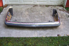mercedes w126 owners rear bumper used original daily driver condition 1991 1990