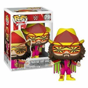 Funko POP Vinyl  Randy Savage - Macho Man 79 - Licenza ufficiale WWE