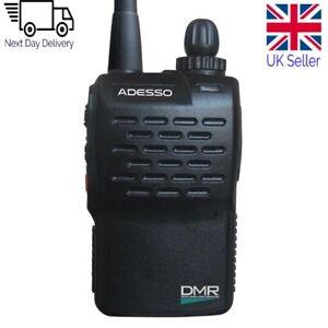 Adesso WT9446D DMR Professional Licence Free Digital 2 Way Radio/Walkie Talkie