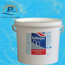 BELLAQUA Chlorgranulat 5 kg schnell löslich Desinfektion Pool SchnellChlor 5 kg