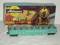 Athearn #1643 HO Scale Great Northern Gondola with Drum Load #78965 KD Couplers