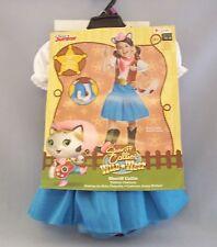 Disney Junior Sheriff Callie Halloween Costume Toddle 2T Wild West Dress Up