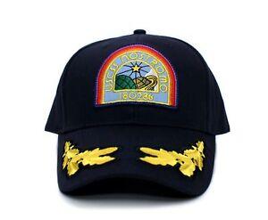 New Alien Nostromo USCSS Movie Hat Appliqué patch Cap Navy Military 180286