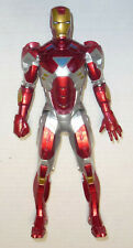 Hasbro Marvel Iron Man 2 Repulsor Power Mark VI Silver Electronic FIGURE ONLY