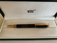 Montblanc Starwalker Red Gold Metal Rollerball No. 106868 LIMITED EDITION