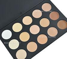 15 Colour Camouflage & Concealer Base Makeup Palette Cream Nature #615