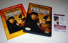 Gene Hackman Signed French Connection DVD JSA CERT Proof FREE SHIPPING