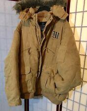 Makaveli Branded (Tupac) Hooded Heavyweight Coat / Jacket 5XL