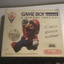 Nintendo Gameboy Pocket - ACF Fiorentina Limited Numbered 89 Edition (GIG, 1998)