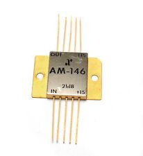 AM-146 High Performance Amplifier, HF-Verstärker 10 bis 500 MHz, 21 dB, Flatpack
