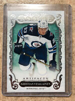 18-19 UD Upper Deck Artifacts Rookie RC #RED211 KRISTIAN VESALAINEN /799