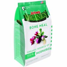 Jobe's Organics Bone Meal Fertilizer 2-14-0 Organic Phosphorous Fertilizer for 4