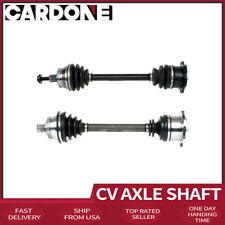 Cardone CV Axle Shaft Front Left+Right X2 Fits 2004-2005 VOLKSWAGEN PASSAT UU26