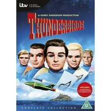 Thunderbirds The Complete Collection DVD 2015