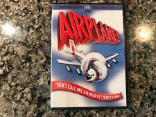 Airplane Dvd! 1980 Disaster! (See) Naked Gun & Scary Movie 3