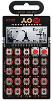 Teenage Engineering PO-28 robot 8bit Synthesizer Pocket Operator