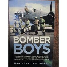 History RAAF 18 Squadron WW2 Book Bomber Boys Dutch Pilots escaped to Australia
