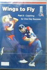 DVD Wings to Fly - Part 5 Coaching [NEW&SEALED]