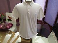 """Ralph Lauren Men's Large Slim Fit Polo T Shirt  - 44"""" Chest"""