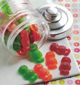 14 Jelly Babies Mould Chocolate Sweets Jelly Mold Cake Baby Jellies Marshmallow