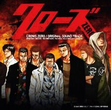 NEW Crows Zero, Original Sound Track F/S