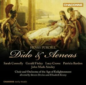 CONNOLLY:FINLEY:OAE - PURCELL: DIDO and AENEAS [CD]