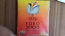 PANINI EURO 2000 * KOMPLETTSET COMPLETE SET EMPTY ALBUM  PANINI FACTORY SEALED