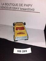 SB 285 Majorette DEPANNEUSE PINDER N°228 291 échelle 1/62