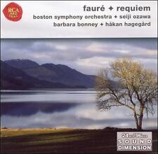 Seiji Ozawa Faure: Requiem CD