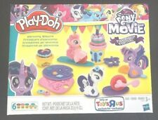 NEW Play-Doh My Little Pony The Movie Harmony Makers TOYS R US EXCLUSIVE Hasbro