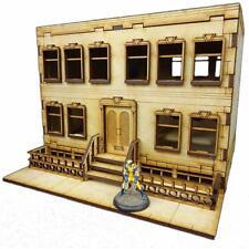 Ttcombat-ciudad Scenics-DCS007-un apartamento, Ideal Para Batman