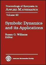 Symbolic Dynamics and Its Applications: American Mathematical Society,-ExLibrary