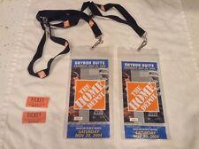 Nascar Busch Series Skybox Suite Tickets 2004 the Home Depot lanyard Miami Stub