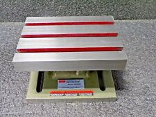 DAYTON Angle Plate, Swivel, 6x8in Surface, 38XM01