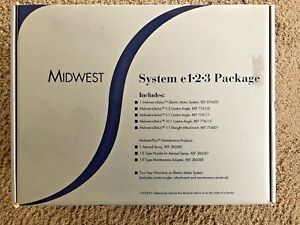 Midwest eStylus Electric Motor System e1•2•3 Package-Dentsply Professional - NEW