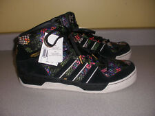NWT RARE MEN'S ADIDAS ORIGINALS ATTITUDE HI S84844 MULTI-COLOR US 16