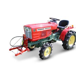 Fronthydraulik universal Traktoren Frontkraftheber 🚜Schneeschieber Agrar Garten
