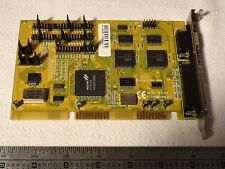 SIIG 4076 H9MSUN6307 ISA I/O CONTROLLER CIRCUIT BOARD CARD VER 4.0 PCB