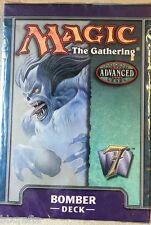 MTG 7th Edition Bomber Theme Deck - ENGLISH - Sealed - (40 cards) MAGIC