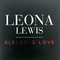 Leona Lewis CD Single Bleeding Love - Promo - Europe (EX+/M)