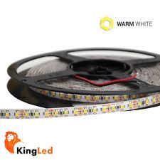 KingLed® Strisce LED 12V 600SMD3528 Calda 3000k 48W Strip Impermeabile IP65 0542