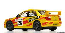 DECALS 1/24 SUBARU IMPREZA WRC - #28 - HIRVONEN - NETWORK Q RALLY 2002 - DC2435