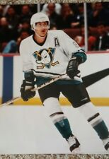 Teemu Selanne Anaheim Mighty Ducks 8 x 10 Picture