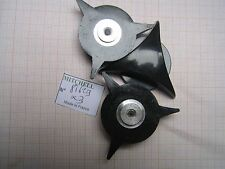 3 BOUTONs FREIN PIECE MOULINET MITCHELL 316 DRAG BUTTON REEL FISHING PART 81629