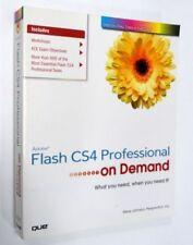 Adobe Flash CS4 Professional on Demand by Steve Johnson