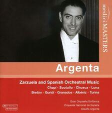 Ataúlfo Argenta - Zarzuela & Spanish Orchestral Music [New CD]